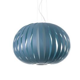 Poppy Ø63 niebieski - Luzifer LZF - lampa wisząca