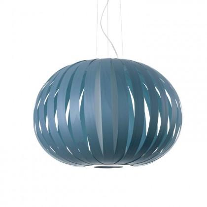 Poppy Ø63 niebieski - Luzifer LZF - lampa wisząca - POPY SP 28 - tanio - promocja - sklep