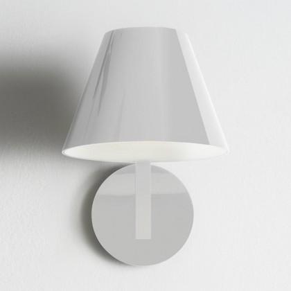 La Petite H25,8 jasne, białe - Artemide - lampa ścienna - 1752020A - tanio - promocja - sklep