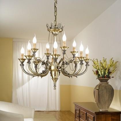 858/8+4 - Possoni - lampa wisząca