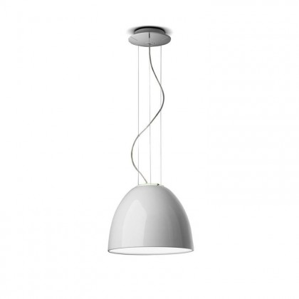 Nur Ø36 biały lakier - Artemide - lampa wisząca - A246400 - tanio - promocja - sklep