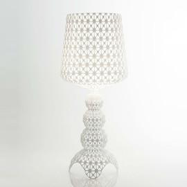 Mini Kabuki H70 biały - Kartell - lampa biurkowa