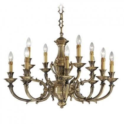 888/8+4 - Possoni - lampa wisząca