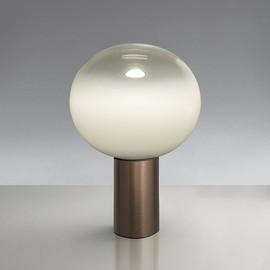 Laguna 26 H38 brąz - Artemide - lampa biurkowa