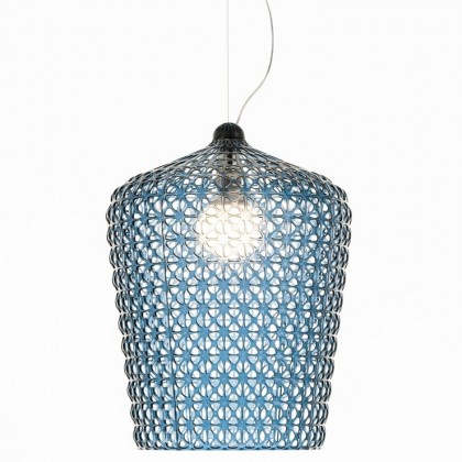 Kabuki H63 lazur - Kartell - lampa wisząca - 09175AZ - tanio - promocja - sklep