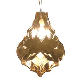 24 Karati L38 bursztyn - Karman - lampa wisząca