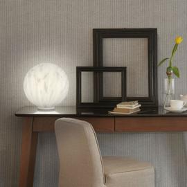 Mineral Ø30 biały - Slide - lampa biurkowa
