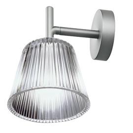 Romeo Babe W H17 przezroczysty - Flos - lampa ścienna