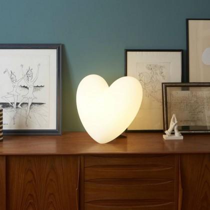 Love H40 biały - Slide - lampa biurkowa - SD LOV021A - tanio - promocja - sklep