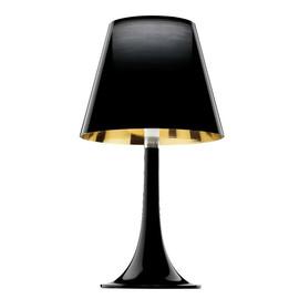 Miss K H43 czarny, złoty - Flos - lampa biurkowa