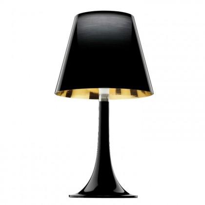 Miss K H43 czarny, złoty - Flos - lampa biurkowa - F6255030 - tanio - promocja - sklep