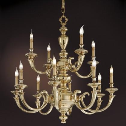 290/8+4 - Possoni - lampa wisząca