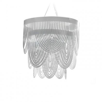 Ceremony Ø55 biały - Slamp - lampa sufitowa - CER79SOS0002W_000 - tanio - promocja - sklep