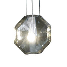 24 Karati L28 dymiony - Karman - lampa wisząca