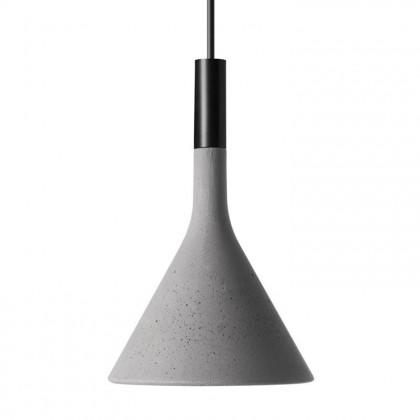 Aplomb Mini Ø11,5 szary - Foscarini - lampa wisząca - 195027R1-25 - tanio - promocja - sklep
