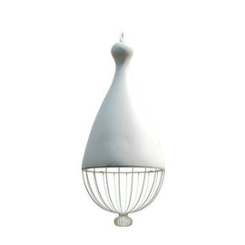 Le Trulle Ø38 biały - Karman - lampa wisząca