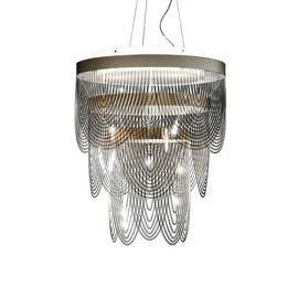 Ceremony Ø55 dymiony - Slamp - lampa sufitowa