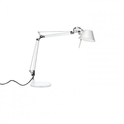 Tolomeo Mini H54 biały - Artemide - lampa biurkowa - A005920 + A008620 - tanio - promocja - sklep