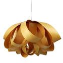 Agatha Ø140 żółty - Luzifer LZF - lampa wisząca