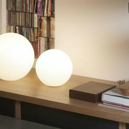 Globo In Ø30 biały - Slide - lampa biurkowa - LP SFE030A - tanio - promocja - sklep
