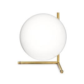 Ic T2 H35 mosiądz - Flos - lampa biurkowa
