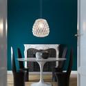 Pinecone Ø30 złoty, przezroczysty - Fontana Arte - lampa wisząca