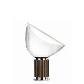 Taccia H48,5 brąz aluminiowy - Flos - lampa biurkowa