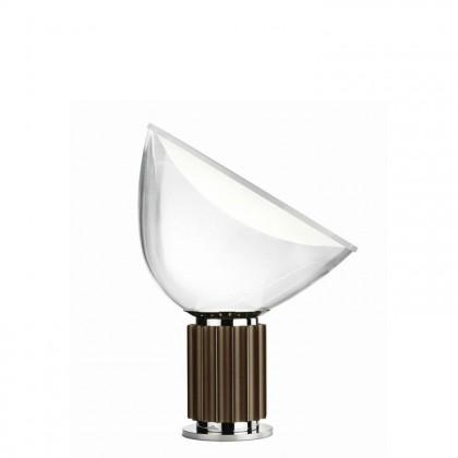 Taccia H48,5 brąz aluminiowy - Flos - lampa biurkowa - F6604046 - tanio - promocja - sklep