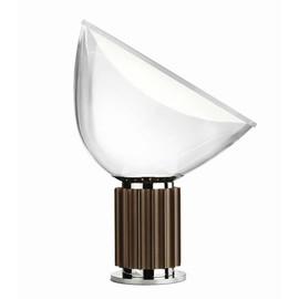 Taccia H64,5 brąz aluminiowy - Flos - lampa biurkowa