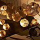 Etch Ø50 złoty mosiądz - Tom Dixon - lampa wisząca - ETS02B50EU - tanio - promocja - sklep Tom Dixon ETS02B50EU online