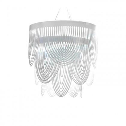 Ceremony Prisma Ø55 przezroczysty - Slamp - lampa sufitowa - CER79SOS0002LE000 - tanio - promocja - sklep