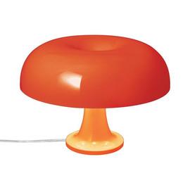 Nessino Ø32 pomarańczowy - Artemide - lampa biurkowa