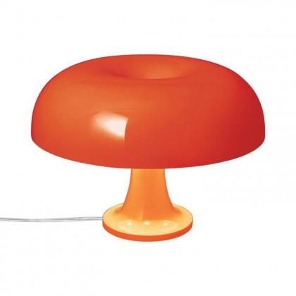 Nessino Ø32 pomarańczowy - Artemide - lampa biurkowa - 0039070A - tanio - promocja - sklep
