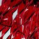 Aura Ø60 czerwony - AXO Light - lampa sufitowa - SPAURA60RSCRE27 - tanio - promocja - sklep Axo Light SPAURA60RSCRE27 online