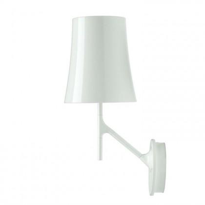 Birdie H42 biały - Foscarini - lampa ścienna - 2210052 10 - tanio - promocja - sklep
