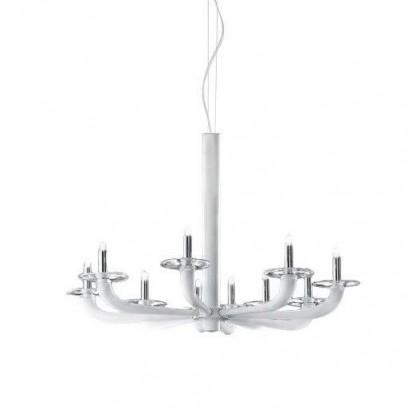 Natural Ø80 biały - De Majo - lampa sufitowa - 0NATU0K15 - tanio - promocja - sklep