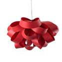 Agatha Ø76 czerwony - Luzifer LZF - lampa wisząca