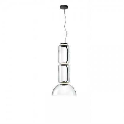 Noctambule H120 przezroczysty - Flos - lampa wisząca - F0273000 - tanio - promocja - sklep