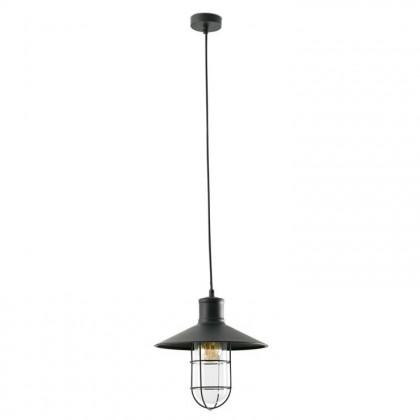 Marina Ø27 czarny - Faro - lampa wisząca - 60004 - tanio - promocja - sklep