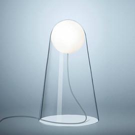 Satellight H39 przezroczysty - Foscarini - lampa biurkowa