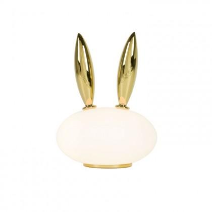 Pet Lights - Purr H27 biel, złoty - Moooi - lampa biurkowa - MOLPET03--- - tanio - promocja - sklep