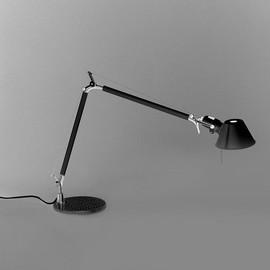 Tolomeo H64,5 czarny - Artemide - lampa biurkowa
