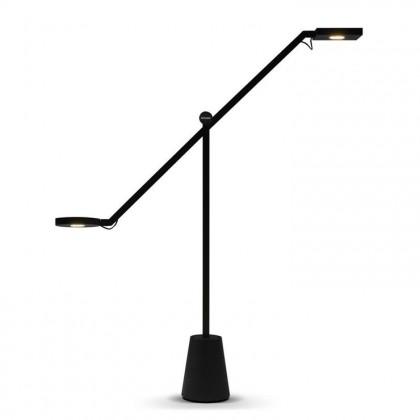 Equilibrist H85 czarny - Artemide - lampa biurkowa - 1442010A - tanio - promocja - sklep