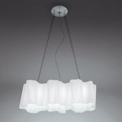 Logico L66 biały satynowy - Artemide - lampa wisząca - 0697020A - tanio - promocja - sklep