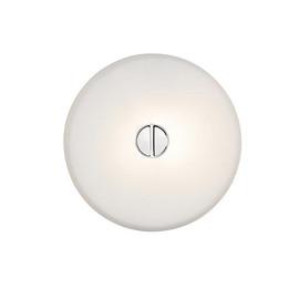 Mini Button Ø14 szkło opal - Flos - lampa sufitowa