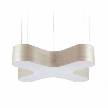 X Club Ø75 kość słoniowa - Luzifer LZF - lampa wisząca - X SM LED DIM0-10V 20 - tanio - promocja - sklep