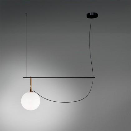 Nh S2 22 L90 mosiądz - Artemide - lampa wisząca - 1275010A - tanio - promocja - sklep