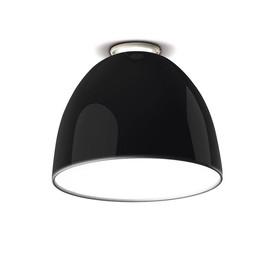 Nur Ø36 czarny lakierowany - Artemide - lampa sufitowa