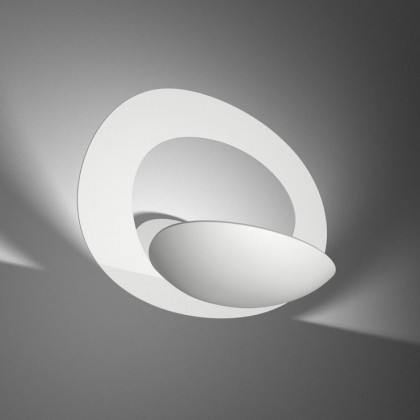 Pirce Micro L22 biały - Artemide - lampa ścienna - 1248010A - tanio - promocja - sklep
