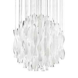 Aura Ø47 biały - AXO Light - lampa sufitowa